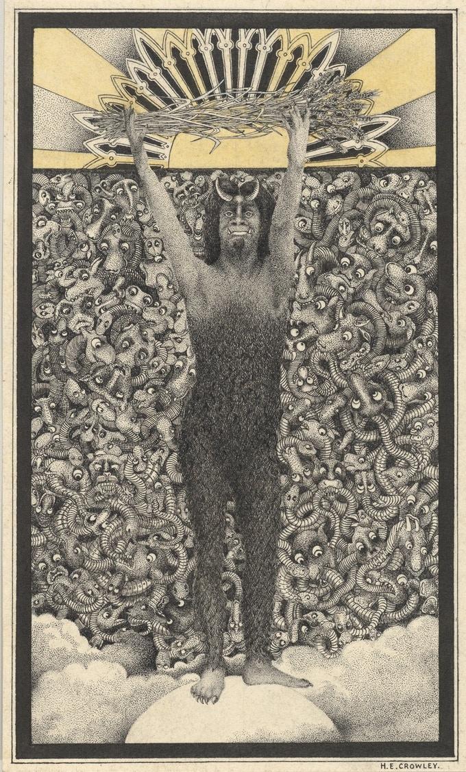 """Rye."" 10 x 16"" by Herbert Crowley"