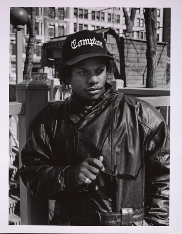 Eazy-E. Photo © Al Pereira.