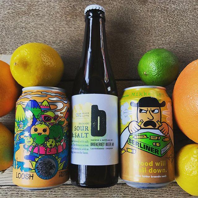 We ❤️ Sours! We also ❤️ Scandinavia! We've got the best of both in our fridges! Sour beers from Denmark, Sweden & Norway. Liquid refreshment! 🇩🇰🇳🇴🇸🇪 #sourpower #scandi #scandinavian #beer #craftbeer #beerporn #cerveza #birra #biere #bier #pivo #piwo #öl #øl #beergeek #craftnotcrap #nocrapontap #beerphotography #london #hackney #clapton