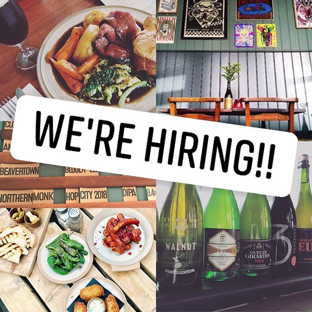 The Mermaid is looking for an Assistant Manager!  We're a local craft beer pub in Clapton, fast becoming known for our 20 taps of the best UK & European (and sometimes US!) beer, and our amazing selection of sharing bottles! As well as beer, we are big into our food & artisan spirits!  This is a great opportunity to join a fast expanding group with opportunities to progress presenting themselves every 6-12 months.  You've (ideally!) got: - Excellent & warm customer service skills - Strong leadership skills & confidence in a busy environment - Experience in day to day running of bar & floor - Experience in a food service environment - Ability to train other members of the team & ensure service procedures are maintained - Good knowledge of drinks products (especially beer) with both the enthusiasm to learn more, and the ability to teach others. - Ensuring consistency in drinks service - Cellar management experience - Beverage Stock Control awareness & management - Experience cash handling & with end of day procedures and reporting - Experience using Excel spreadsheets, Adobe photoshop & illustrator - Experience programming tills and use of back of office software - Eloquence and eye for detail when using social media  If this sounds good to you, and you feel you'd fit right in, drop us an email with a CV and a little about yourself to: chris@themermaidclapton.com  #jobsearch #jobs #vacancy #AM #assistantmanager #hospitality #beer #craftbeer #beerporn #cerveza #birra #biere #bier #pivo #piwo #öl #øl #beergeek #craftnotcrap #nocrapontap #beerphotography #london #hackney #clapton