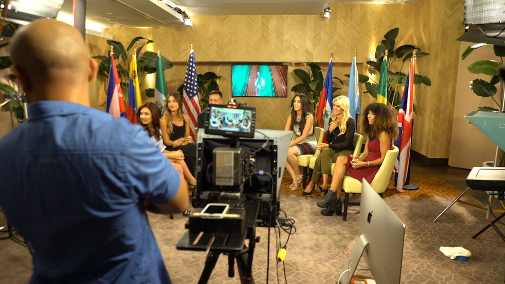 Cheerleaders representing eight countries across the Americas shared their stories in this 2-part TV Special.