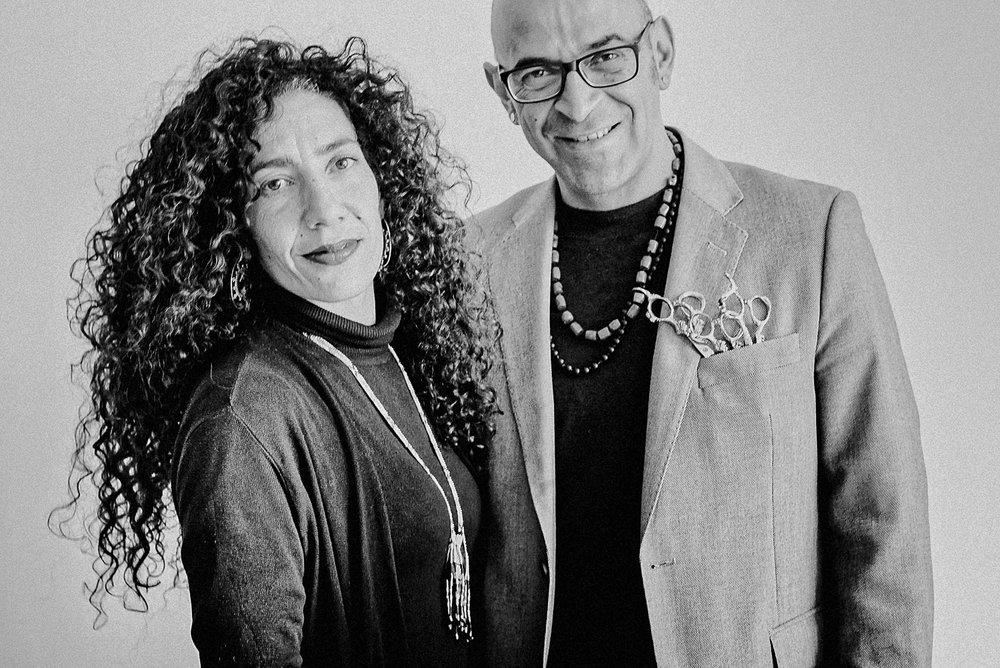 Silvia y Paco Estilistas en WE