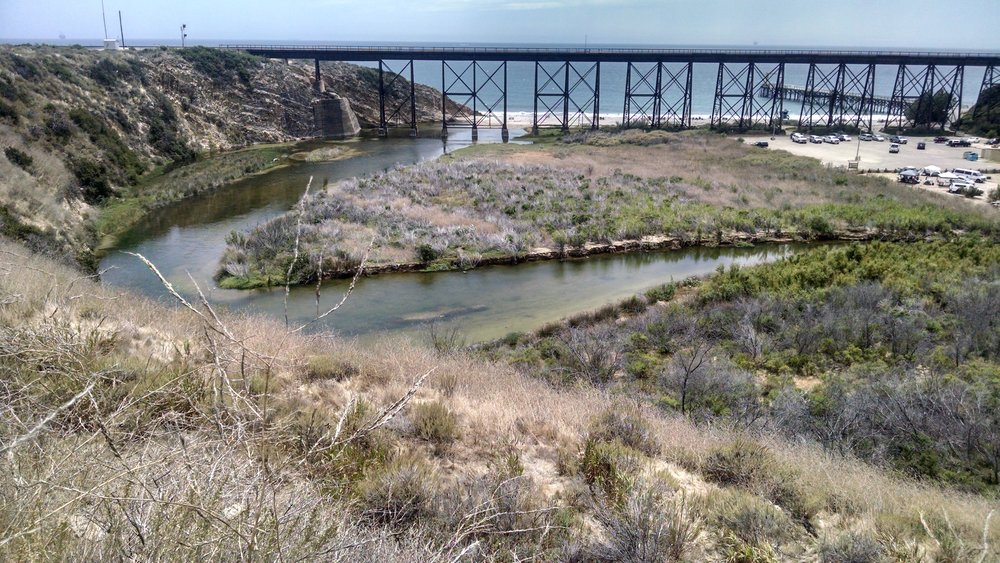 Gaviota Creek Esturary Resestoration Plan