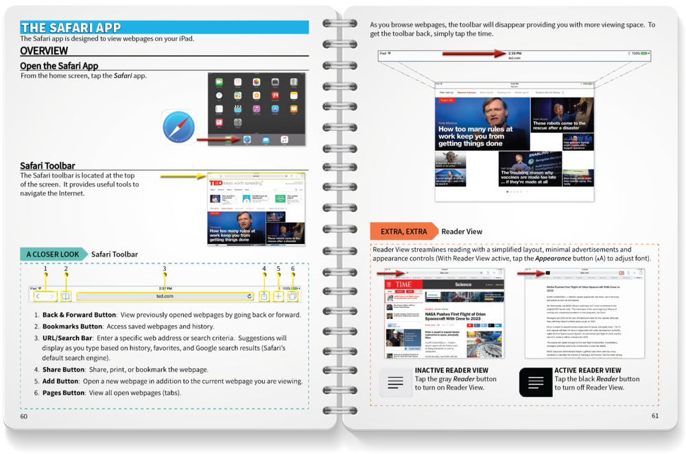 Getting Started Ipad Guide Generation Connect