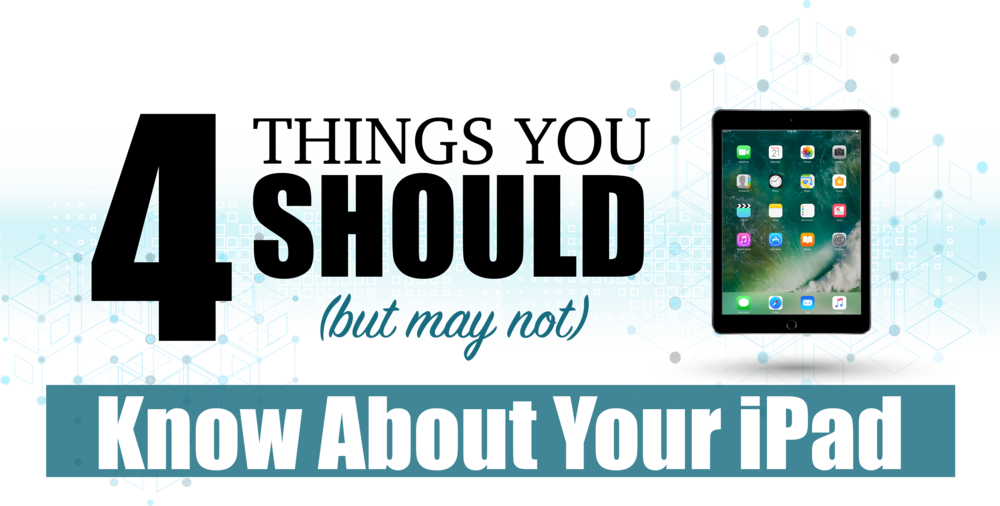 Want to know if you're already an iPad expert? Take the quiz!