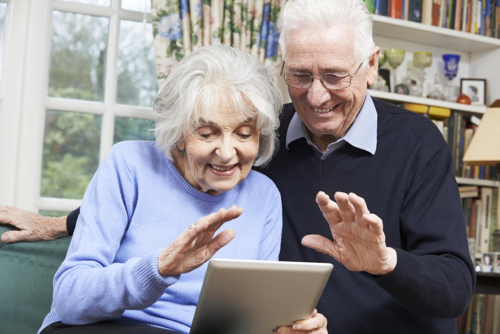 Some people limit technology use to very specific tasks, such as email, video phone calls, reading, music, or browsing the web.
