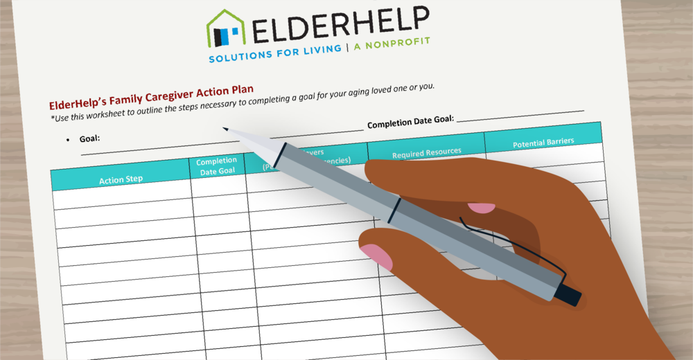 Use our printable worksheets to create an action plan.