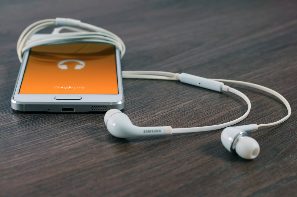 Save personally meaningful music to a smartphone or MP3 player, so you can take it on the go.