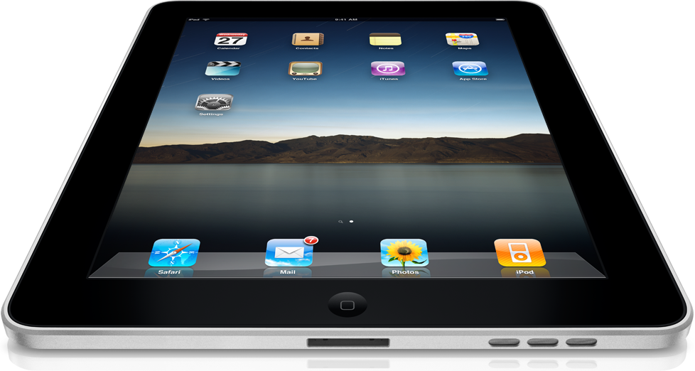 The original iPad stopped recieving software updates in 2012.