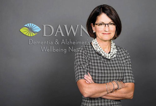 Judy Cornish is a dementia care author that helps families with dementia communication strategies.