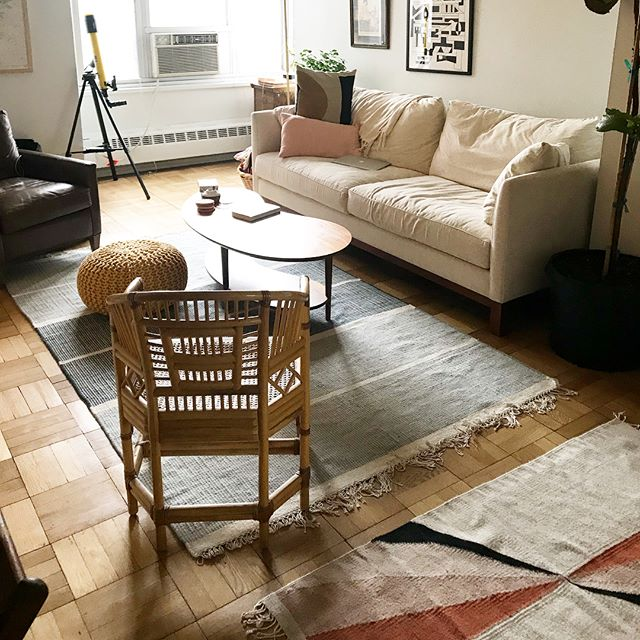 nesting and instagrammable apartment made possible by viewers like u