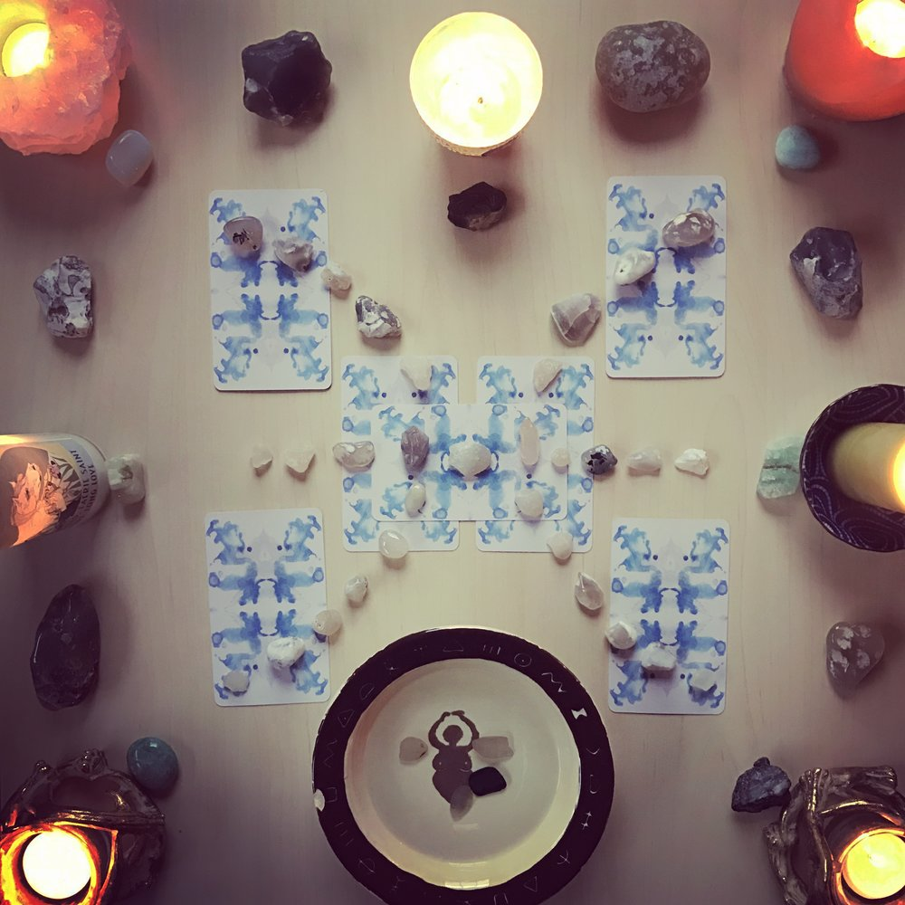 Pisces Eclipse/New Moon Spread! — Cascadian Witch: Healing and Mysticism