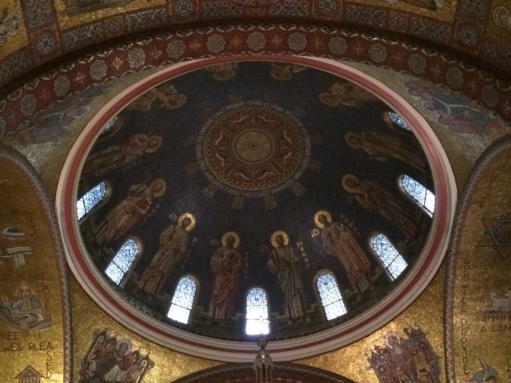 Sanctuary dome