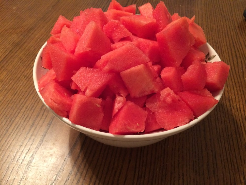 What Bugs Me: Watermelon — A Million Yarns