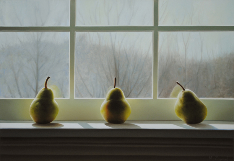 Three Pears - Pear Tree
