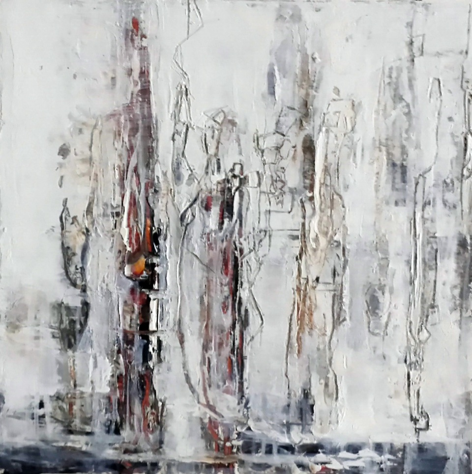 In Total Silence -8_ x 8_-Oil on paper.jpeg