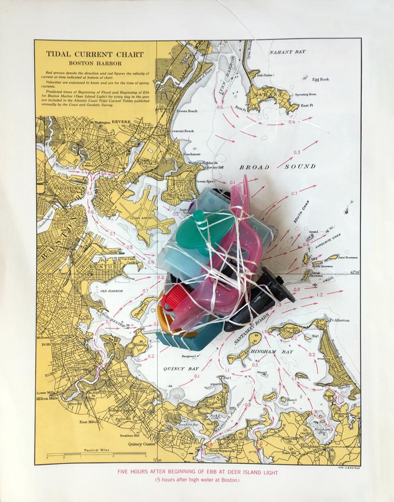 Tidal Chart Boston Harbor 1