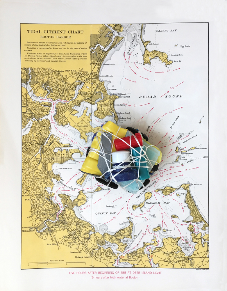 Tidal Chart Boston Harbor 2