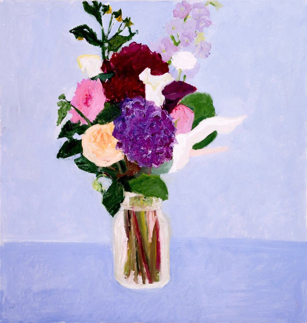 Mixed Flowers with Hydrangea