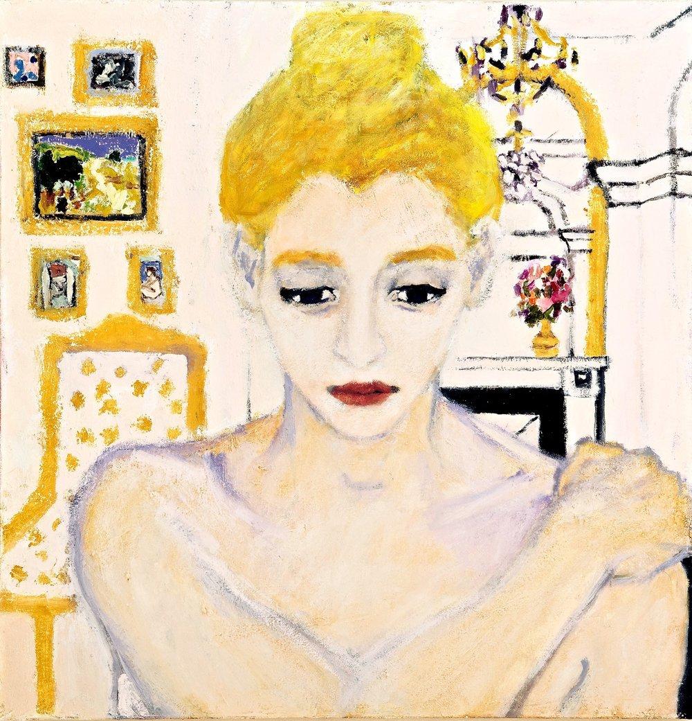 Blonde Interior