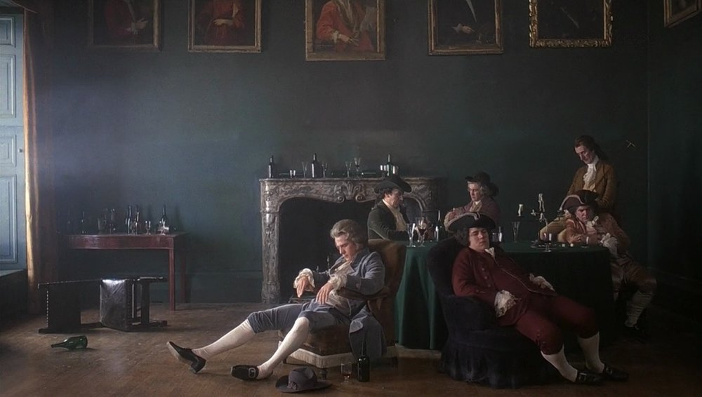Bennett Miller on Stanley Kubrick's   Barry Lyndon