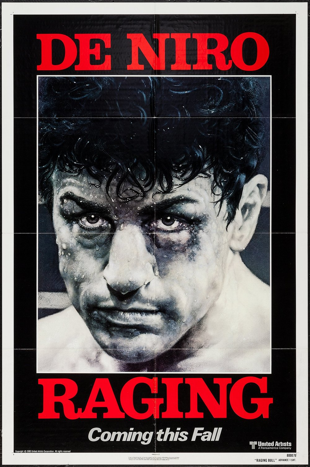 Julian Schnabel  on Martin Scorsese's  Raging Bull