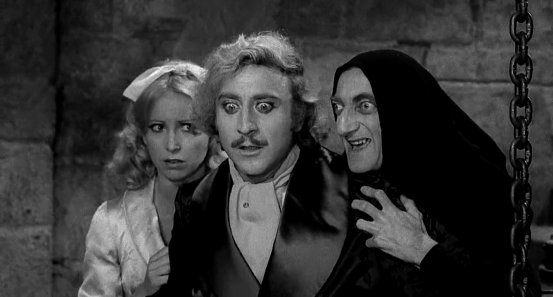 David O. Russell on Mel Brooks'   Young Frankenstein