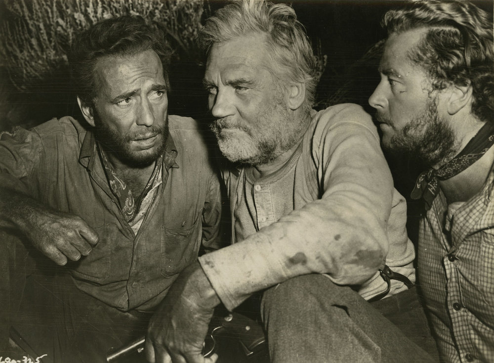 Paul Thomas Anderson on John Huston's  Treasure of the Sierra Madre
