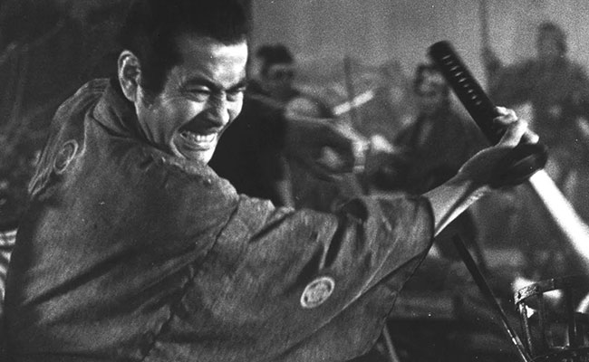 Darren Aronofsky on Akira Kurosawa's   Yojimbo