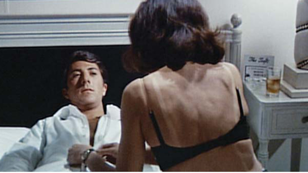 Mike Nichols on  The Graduate
