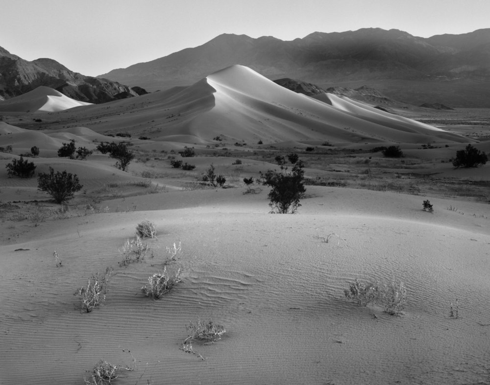 Ibex Dunes - Death Valley National Park