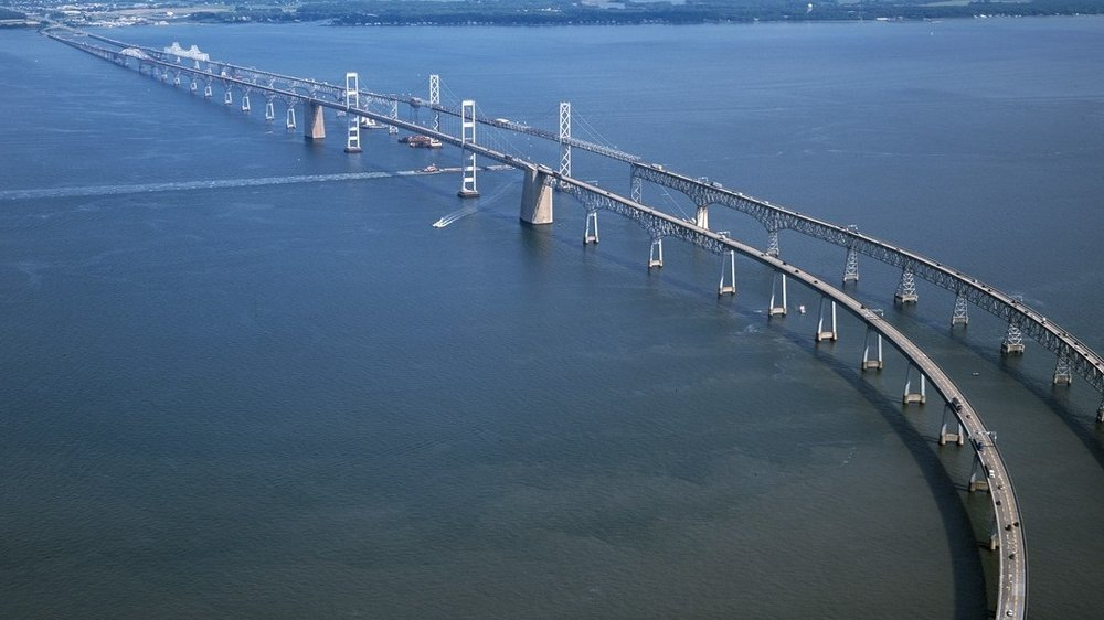 Fear Not the Chesepeake Bay Bridge - Report for NPR's All Things Considered