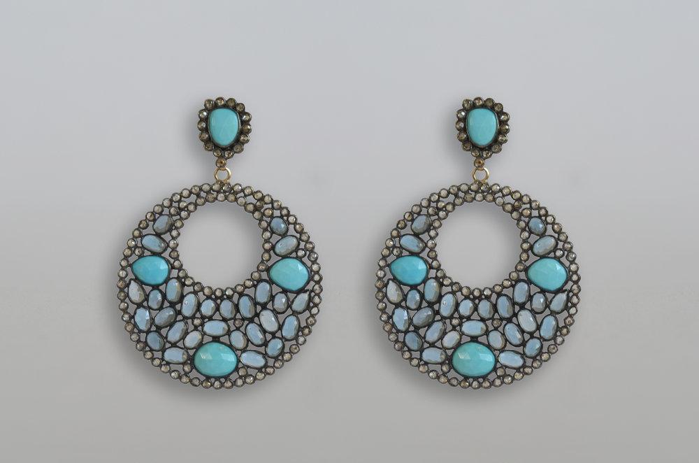Turquoise Dangle Earrings.3.jpg