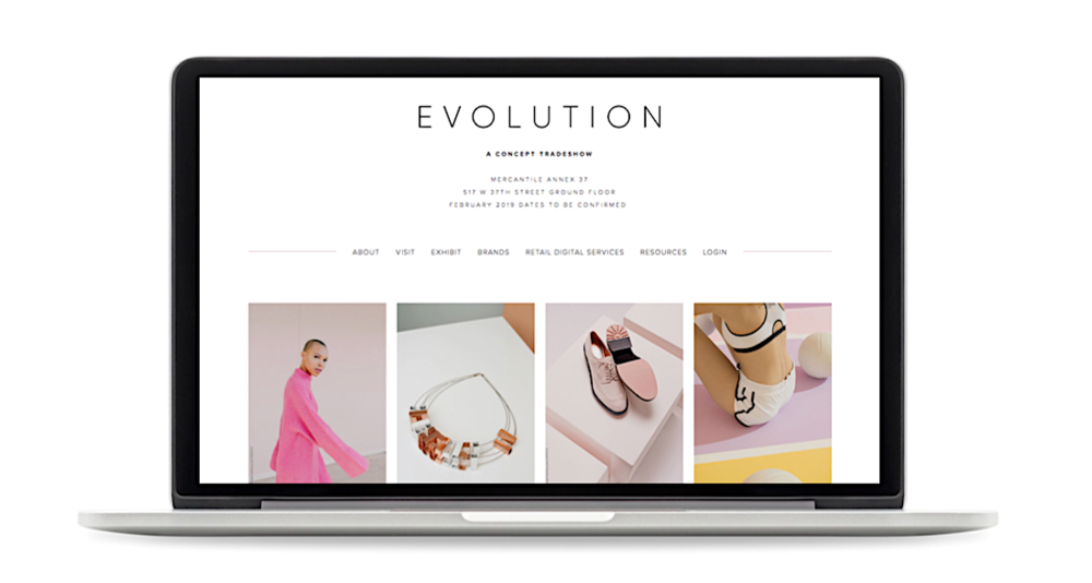 Evolution Website Designed by EchoSixty6
