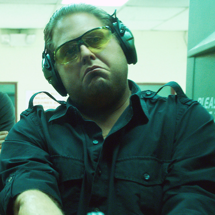 """Everyone's fighting over the same pie and ignoring the crumbs. I live off crumbs."" – Jonah Hill, as Efraim Diveroli, in 'War Dogs'"