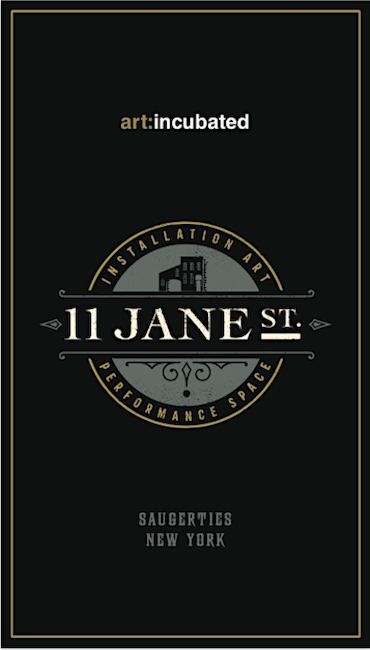 11 Jane Street: Business Card