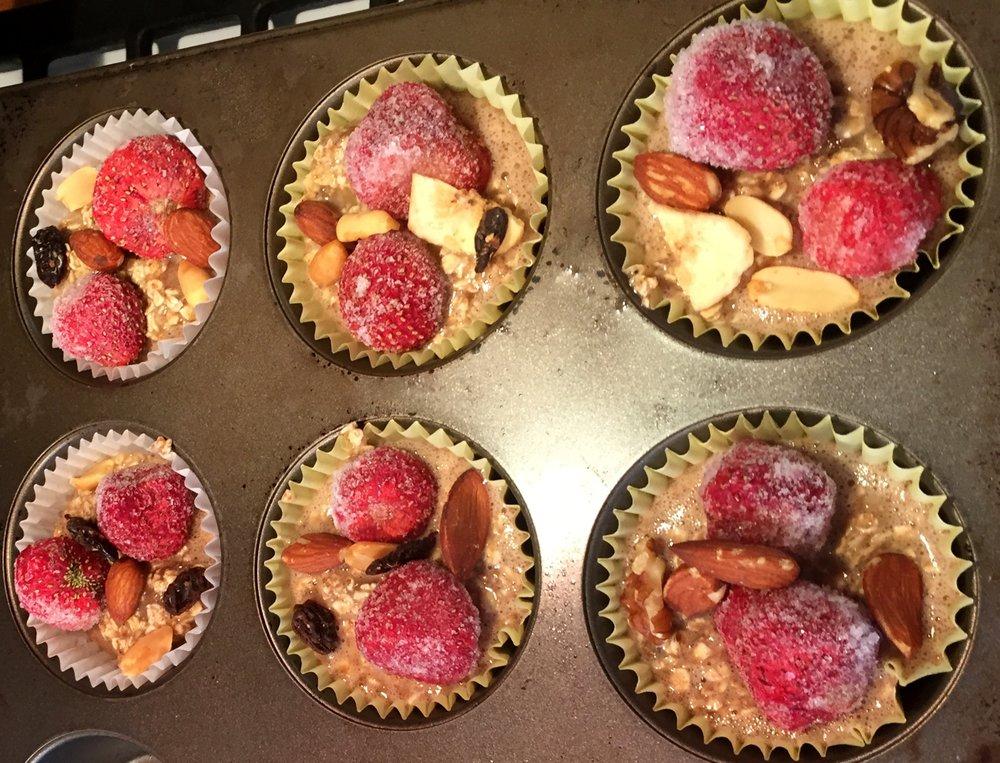 Berry Oats