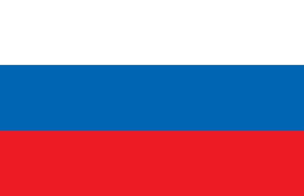 The National Flag of Russia