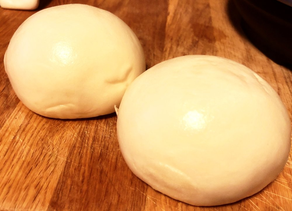 Red Bean Steamed Buns Photo credit: Alyssa DelSoldato