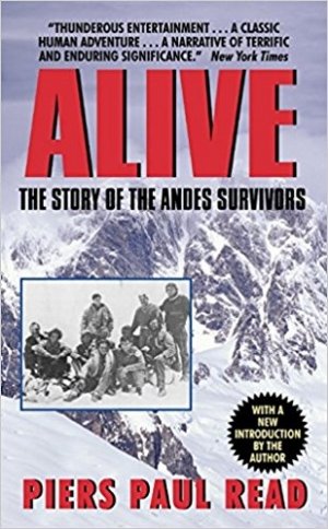 Click to buy  Alive: The Story of the Andes Survivors