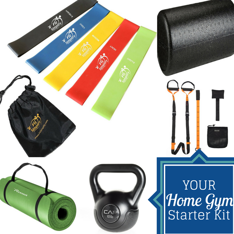 Home gym   starter kit