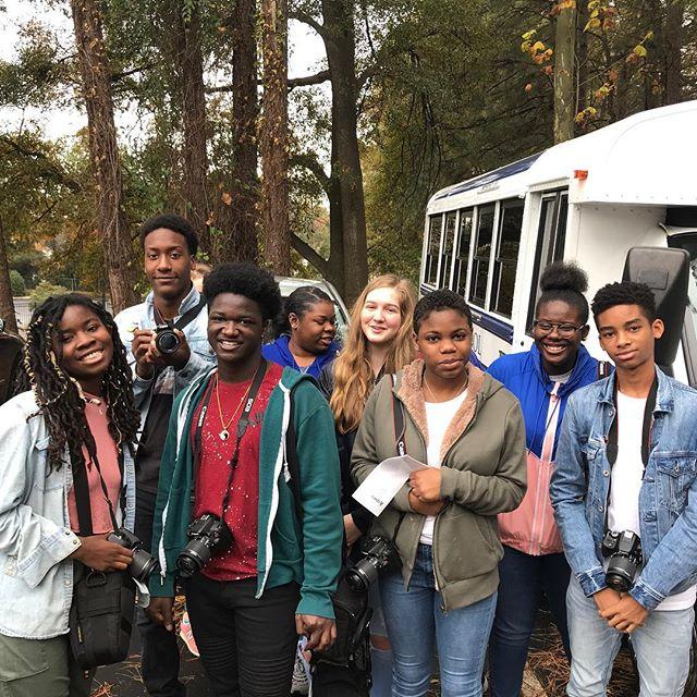 Friday's BuHi field work expedition had several venues and highlights, including: @cpacsorg @plazafiestaatl & @bufordhighwayfarmersmarket. #welovebuhi @labatlanta!