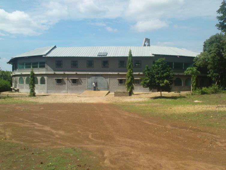 BVC Togo 2010 monastery.JPG