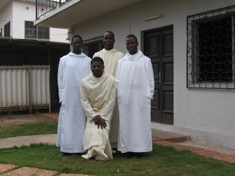 BVC Togo 2010 monks.jpg