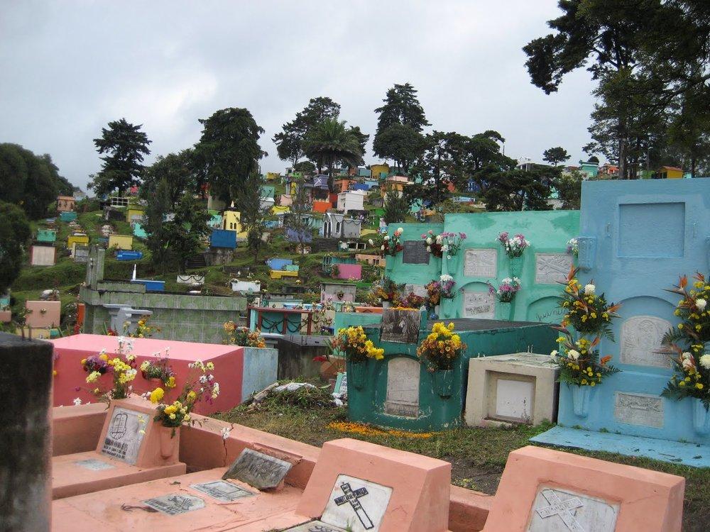 BVC Coban 2009 cemetery.JPG