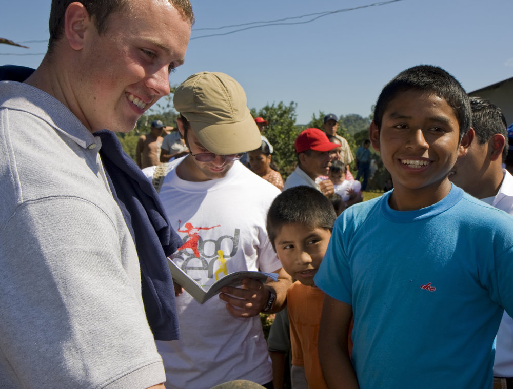 BVC Coban 2009 Pat Deering Matt Ott  with kids.jpg