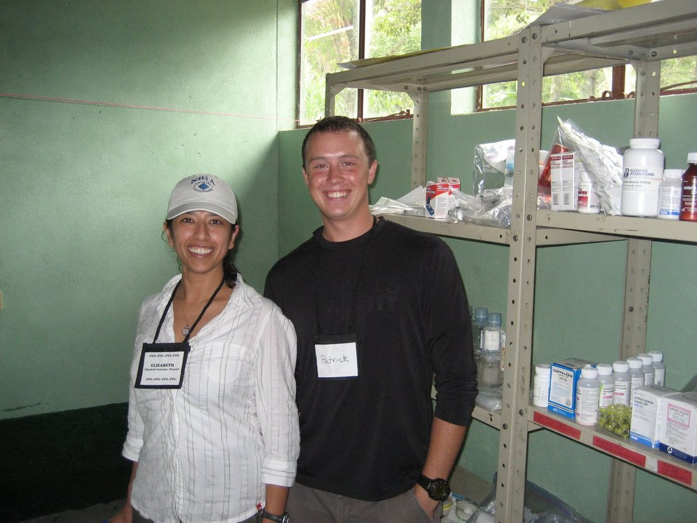 BVC Coban 2009 Pat Deering medical mission.JPG