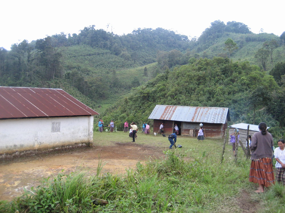 BVC Coban 2009 village.JPG