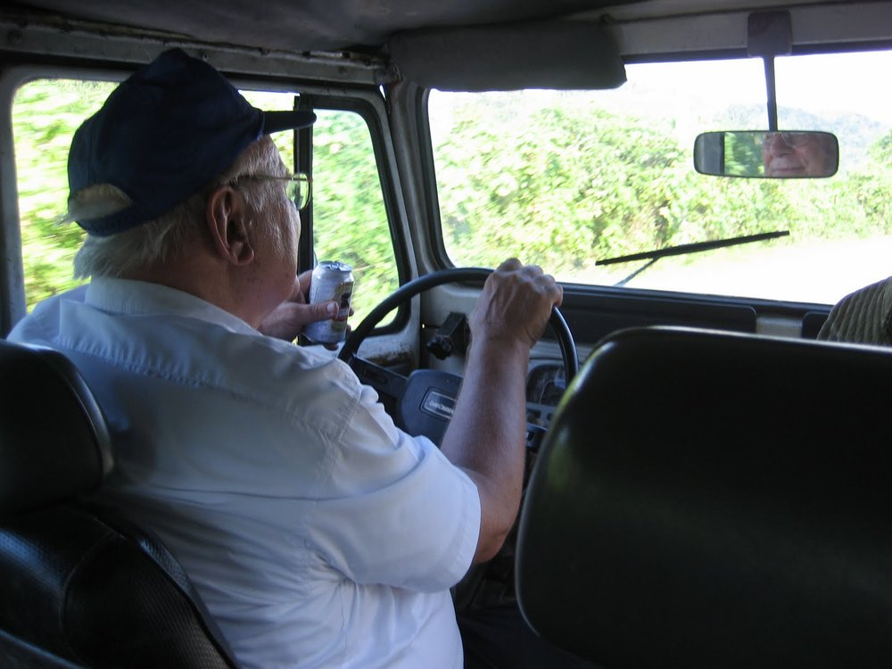 BVC Coban 2010 Bernie driving.JPG