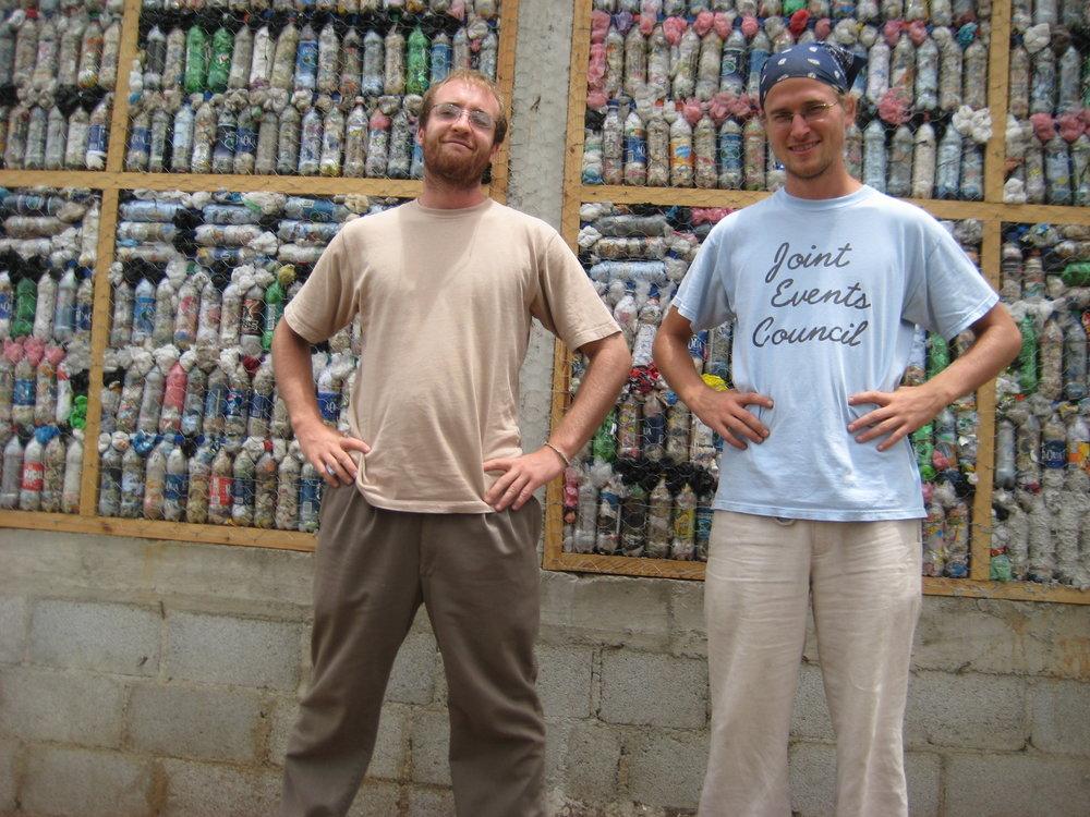 BVC Esquipulas 2007 Liam Sperl and Michael Anderson.JPG